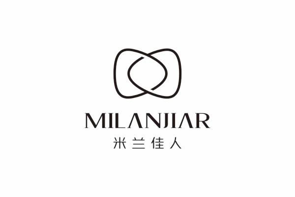 米兰佳人品牌命名,米兰佳人VI设计,米兰佳人包装设计