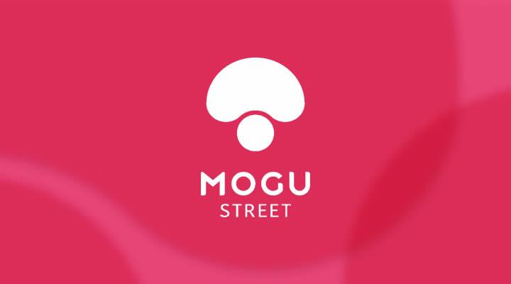 蘑菇街更换新LOGO
