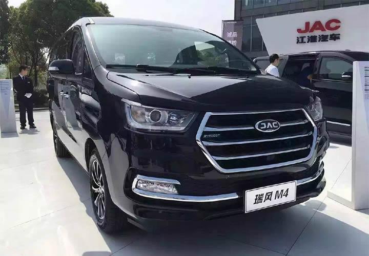 江淮汽车乘用车发布全新标志