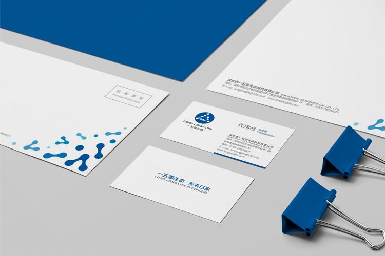 一五零生命品牌战略规划,标志设计,LOGO设计,VI设计