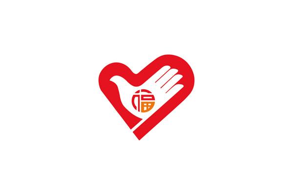 福田慈善会形象设计,福田慈善会企业文化墙设计
