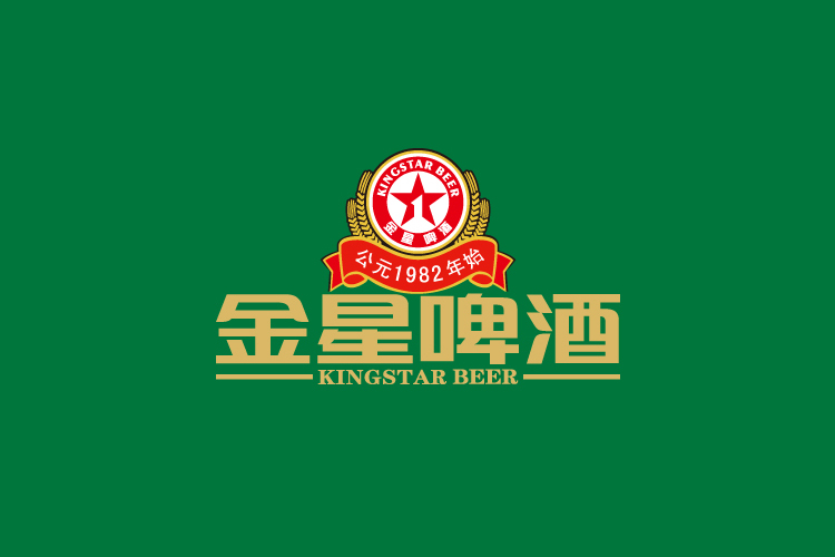 金星啤酒品牌包装设计,包装形象升级