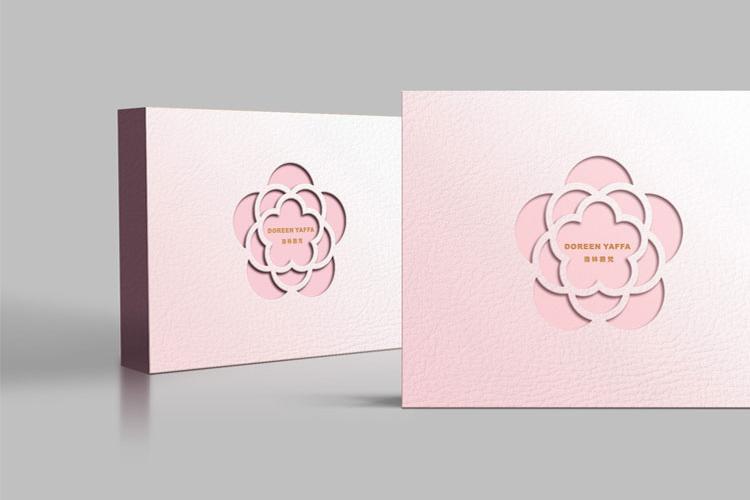 洛林雅梵包装设计,洛林雅梵品牌形象设计