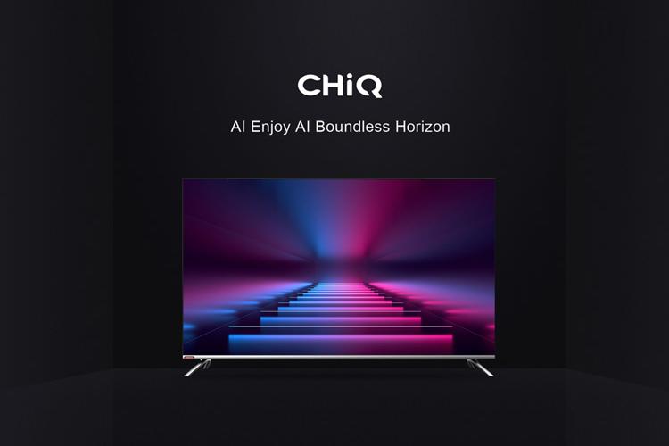 长虹CHIQ详情页设计,长虹CHIQ电商设计