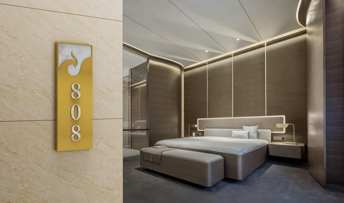 中保国际酒店品牌形象设计,中保国际酒店导示系统设计,中保国际酒店导示系统规划,中保国际酒店标识设计