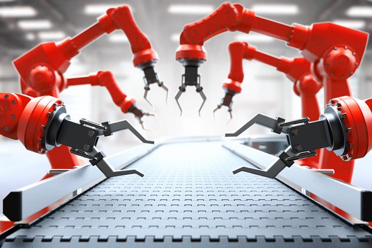 隆深机器人标志设计,隆深机器人品牌形象设计,隆深机器人品牌策划,隆深机器人LOGO设计
